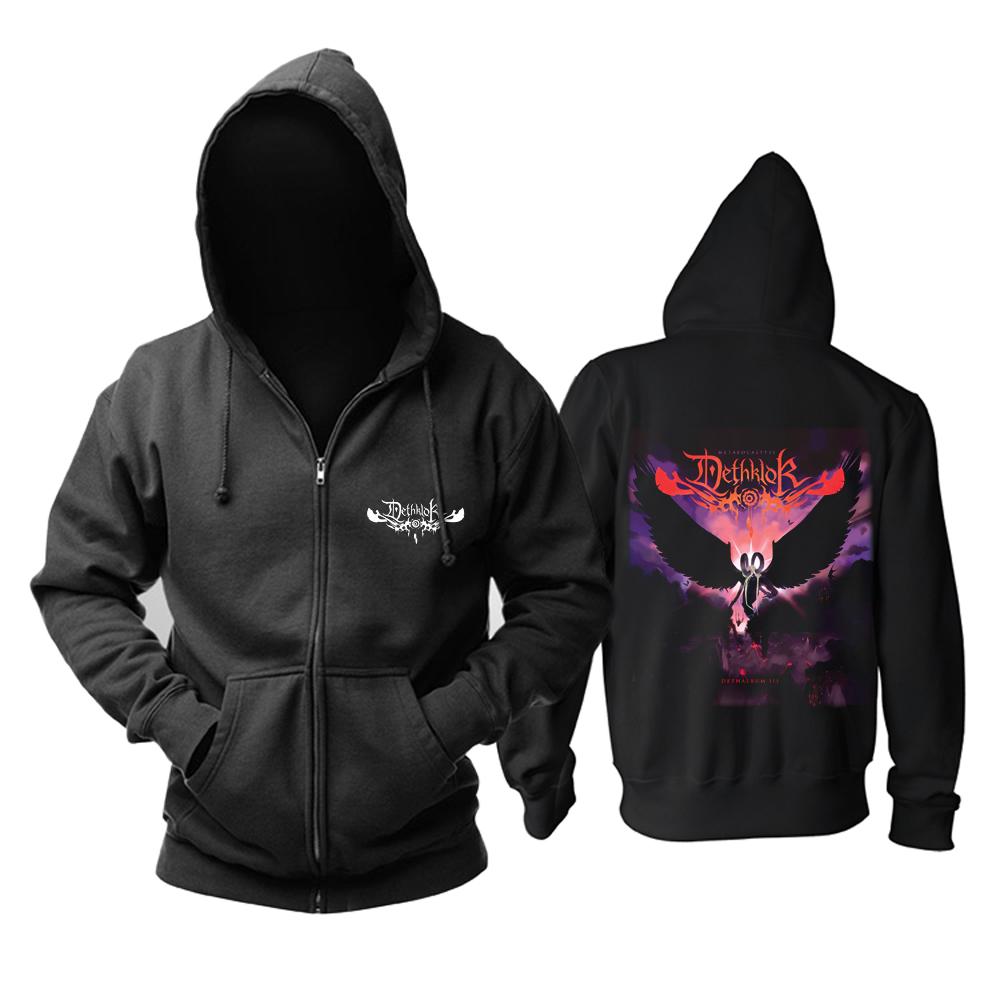Merchandise Hoodie Dethklok The Dethalbum Iii Pullover