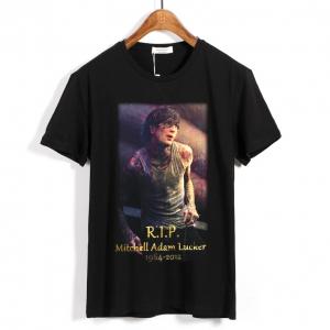 Merchandise T-Shirt Suicide Silence Mitchell Adam Lucker