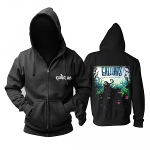 Merchandise Hoodie Gallows Orchestra Of Wolves Pullover