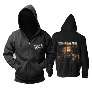 Collectibles Hoodie My Chemical Romance The Black Parade Black Pullover