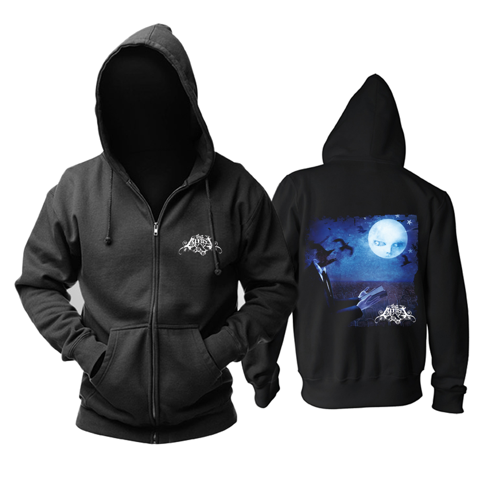 Merchandise Hoodie The Agonist Lullabies For The Dormant Mind Pullover