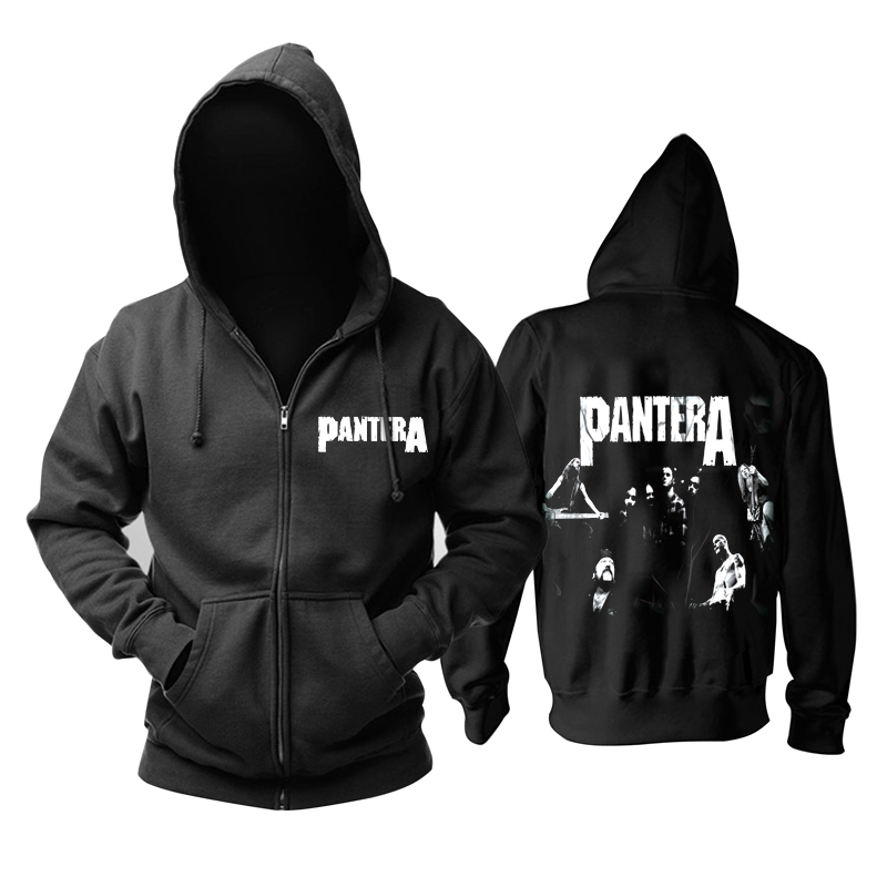 Collectibles Hoodie Pantera Rock Band Pullover