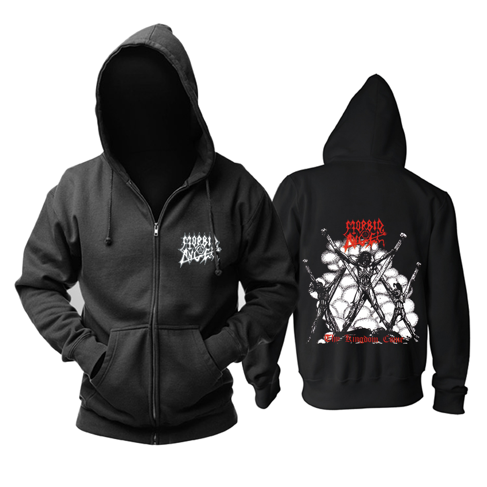 Merchandise Hoodie Morbid Angel Thy Kingdom Come Pullover
