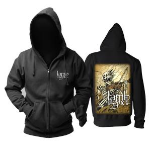 Merchandise Hoodie Lamb Of God Violinist Pullover