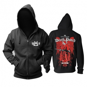 Collectibles - Hoodie Five Finger Death Punch Salvation