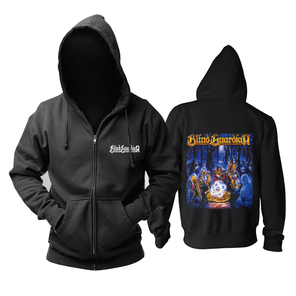 Collectibles Hoodie Blind Guardian Somewhere Far Beyond Pullover