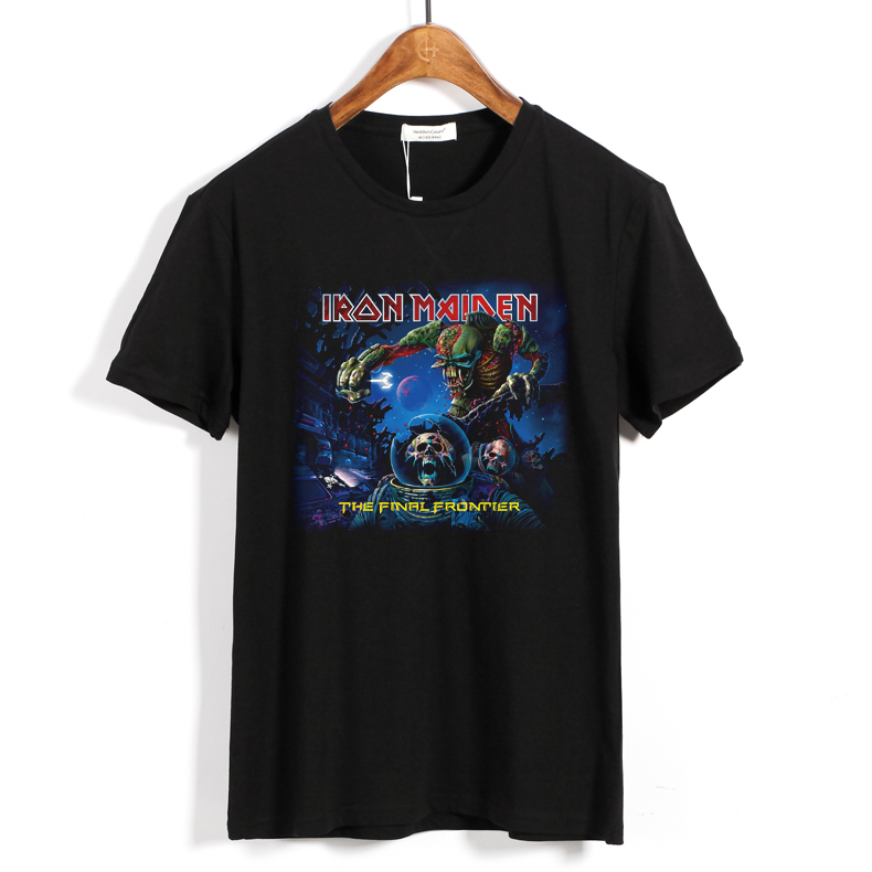 Collectibles T-Shirt Iron Maiden The Final Frontier