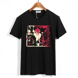Merchandise T-Shirt Lamb Of God As The Palaces Burn Metal