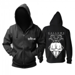 Collectibles Hoodie Gallows Hardcore Band Pullover