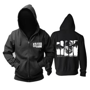 Merchandise Hoodie Avenged Sevenfold Band Logo Pullover