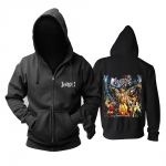 Merchandise Hoodie Incantation Diabolical Conquest Pullover