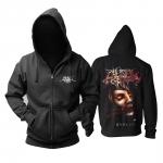 Merchandise Hoodie Chelsea Grin Evolve Black Pullover