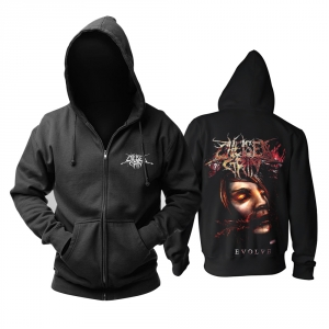 Collectibles Hoodie Chelsea Grin Evolve Black Pullover