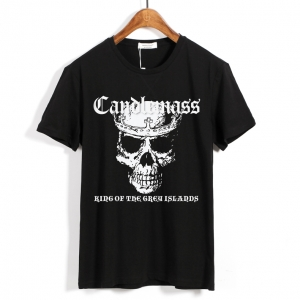 Collectibles T-Shirt Candlemass King Of The Grey Islands