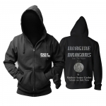 Collectibles Hoodie Imagine Dragons Into The Night Tour Pullover