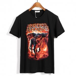 Merchandise T-Shirt Fleshgod Apocalypse Metal