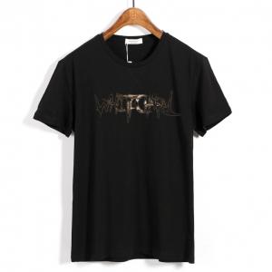 Merch T-Shirt Whitechapel Band Logo