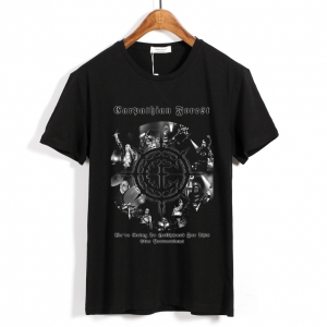 Collectibles T-Shirt Carpathian Forest We'Re Going To Hell For This