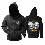 Merch Hoodie Arch Enemy Black Earth Pullover