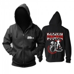 Collectibles Hoodie Social Distortion Ball And Chain Tour Pullover