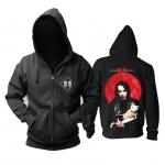 Merch Hoodie Marilyn Manson Blood Moon Black Pullover