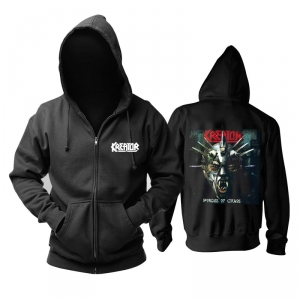 Merchandise Hoodie Kreator Hordes Of Chaos Pullover