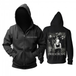 Merch Hoodie Primordial Rock Band Pullover