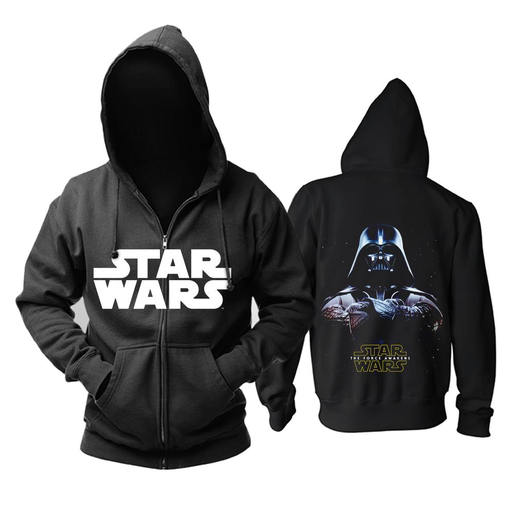 Merchandise Hoodie Star Wars Force Awakens Darth Vader Pullover