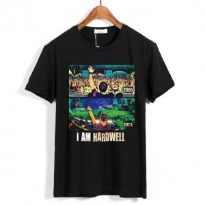 Collectibles - T-Shirt Dj Hardwell I Am Hardwell Live