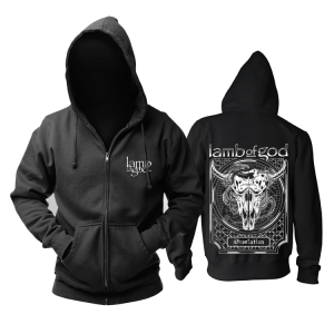 Merchandise Hoodie Lamb Of God Desolation Pullover