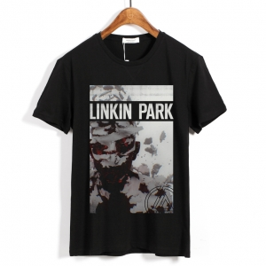 Merchandise T-Shirt Linkin Park Living Things Black