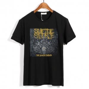 Merchandise T-Shirt Suicide Silence The Black Crown