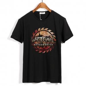 Merch T-Shirt Whitechapel Recorrupted Deathcore