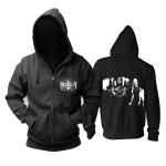 Merch Hoodie Marduk Black Metal Band Pullover