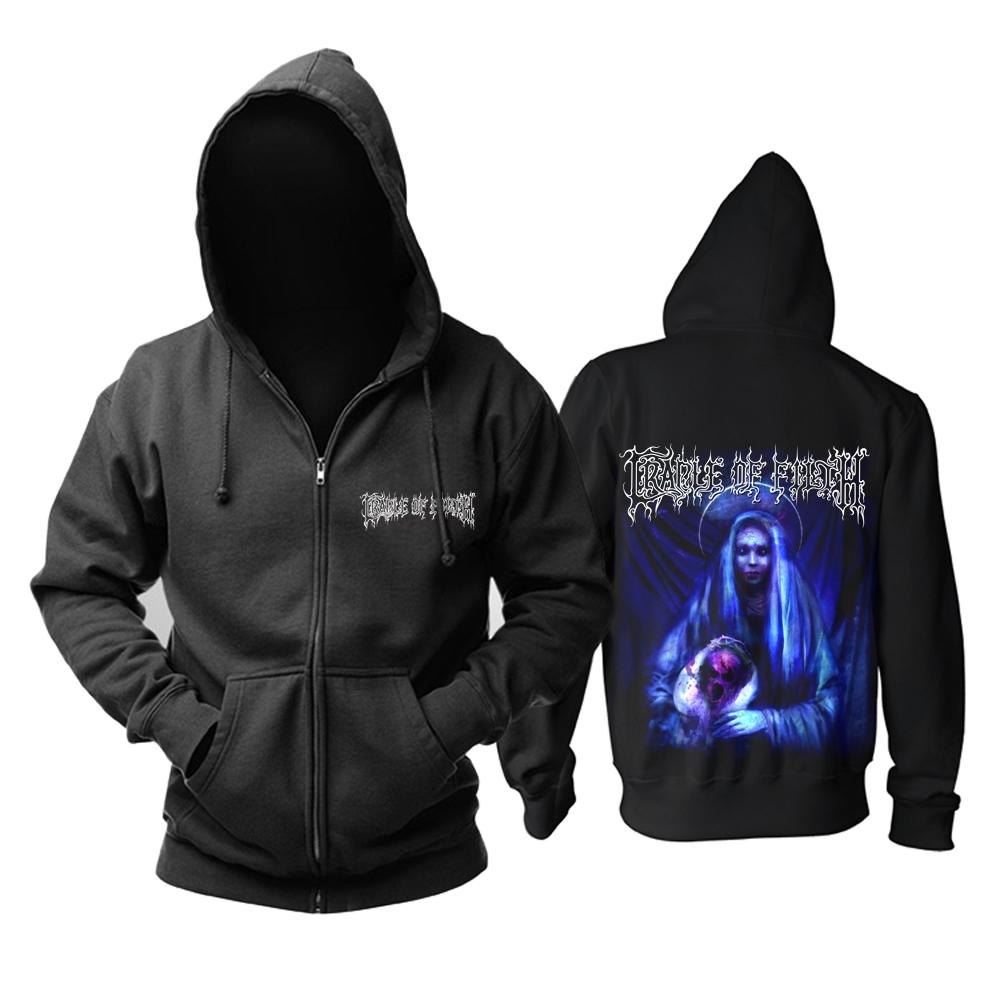 Merchandise Hoodie Cradle Of Filth Mother Black Pullover