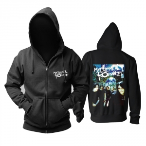 Collectibles Hoodie My Chemical Romance Band Rock Pullover