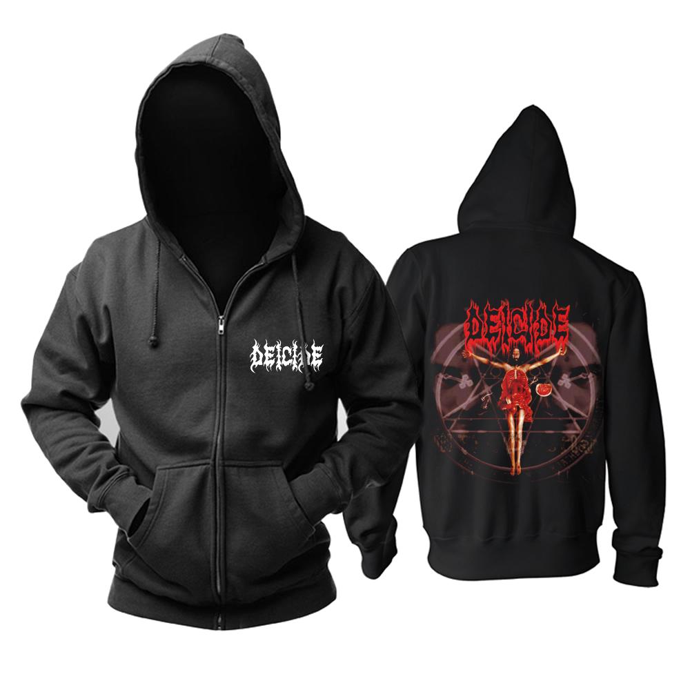Merchandise Hoodie Deicide Death Metal Pullover