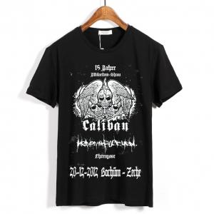 Collectibles T-Shirt Caliban Metalcore Black
