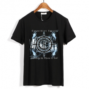 Collectibles T-Shirt Carpathian Forest Defending The Throne Of Evil