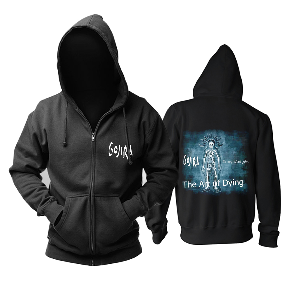 Collectibles Hoodie Gojira The Art Of Dying Pullover