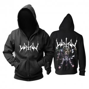 Merchandise Hoodie Watain Black Metal Band Pullover