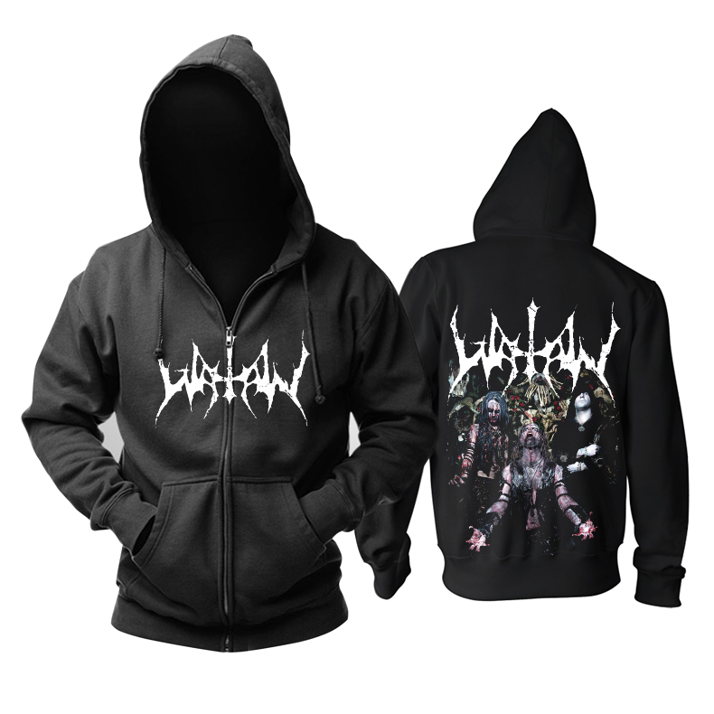 Collectibles Hoodie Watain Black Metal Band Pullover