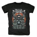 Merchandise T-Shirt Dethklok Metalocalypse Logo