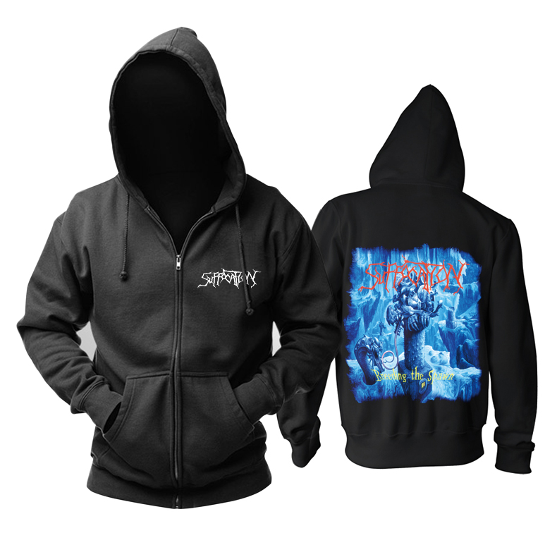 Collectibles Hoodie Suffocation Breeding The Spawn Pullover