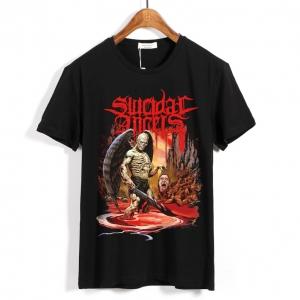 Merchandise - T-Shirt Suicidal Angels Bloodbath
