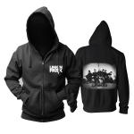 Merchandise Hoodie Linkin Park Rock Band Pullover
