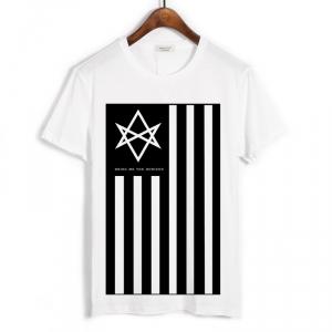 Merchandise T-Shirt Bring Me The Horizon Middle Fingers Up