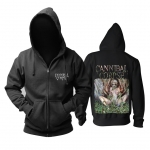Collectibles Hoodie Cannibal Corpse Worm Infested Pullover