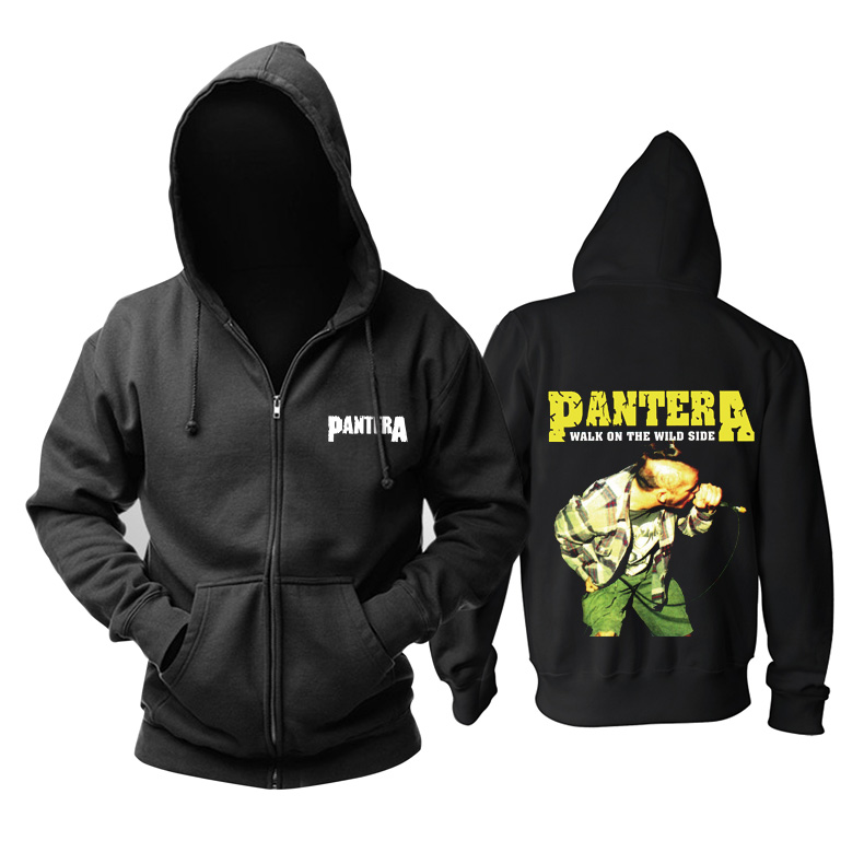 Collectibles Hoodie Pantera Walk On The Wild Side Pullover