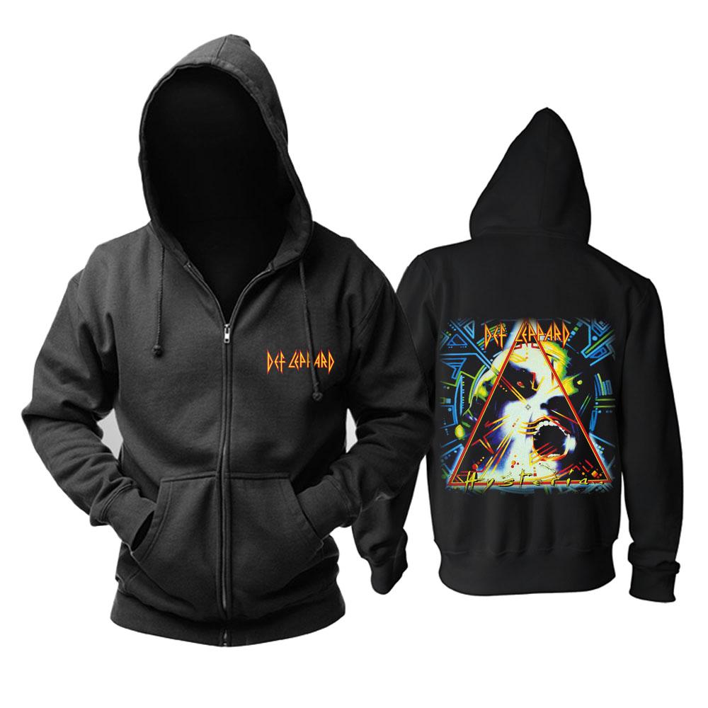 Merchandise Hoodie Def Leppard Hysteria Pullover